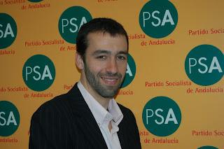Santiago Casal, secretario local del PSA